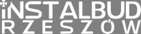 Logo Instalbud białe